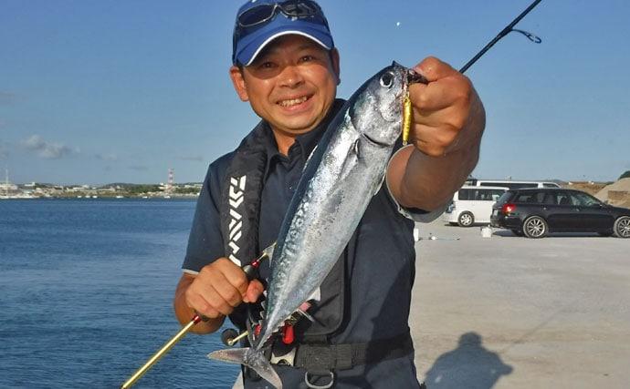 ライトショアジギング釣行:夏の回遊魚を狙う!【千葉県・館山&勝浦】