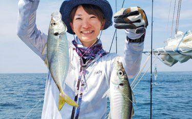 船ジギング釣行:良型ハマチにマダイにアコウ!【大阪府・シーライド】