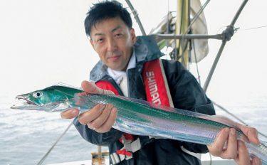 船タチウオテンヤ釣行:大物の正体はドラゴン?!【大阪府・谷川港】