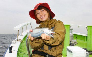 """""""みっぴの釣りの楽しさ再発見!""""【東京湾・天秤エサタチウオ】"""