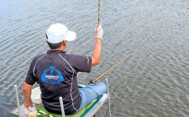 ヘラブナ釣り上達への道しるべ:【埼玉の人気釣り場・ビン沼攻略法④】