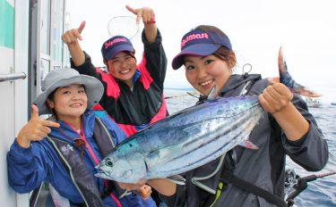 女性限定の釣り大会:レディース鮪チャレンジ!【神奈川県・平塚港】