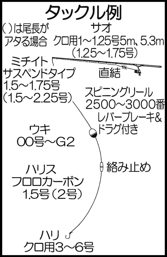 秋磯フカセ釣り攻略法!まきエサワークを実釣解説【長崎県・宮ノ浦】