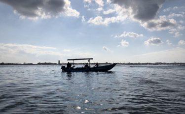 バリ島カヌー釣り:ファミリー&初心者にもオススメ!【インドネシア】