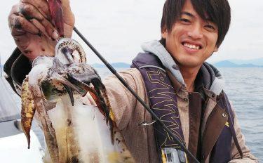 福岡エリアでポイント開拓せよ!ティップランエギング釣行【玄界灘】