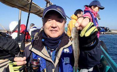 船上で天ぷら!釣ったハゼをその場で揚げる!【東京湾・浦安吉野屋】