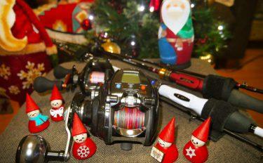 クリスマスは釣り人に必要?!アンケートとったらまさかの結果に?
