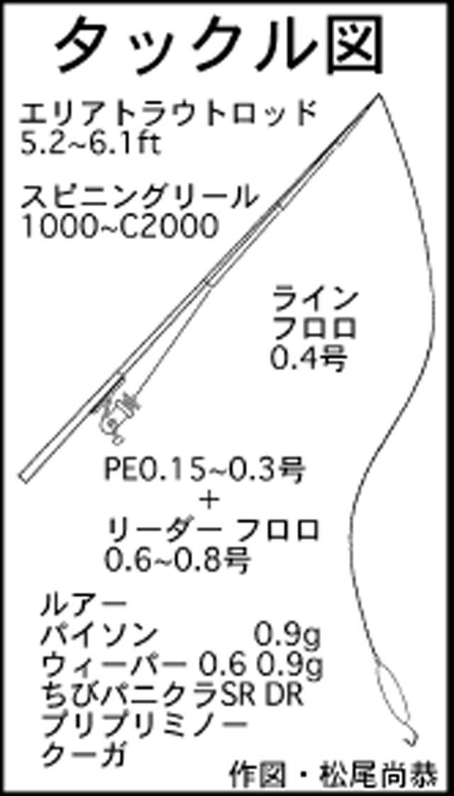 冬季限定エリアトラウト!ニジマス90尾!【愛知県・北方マス釣り場】