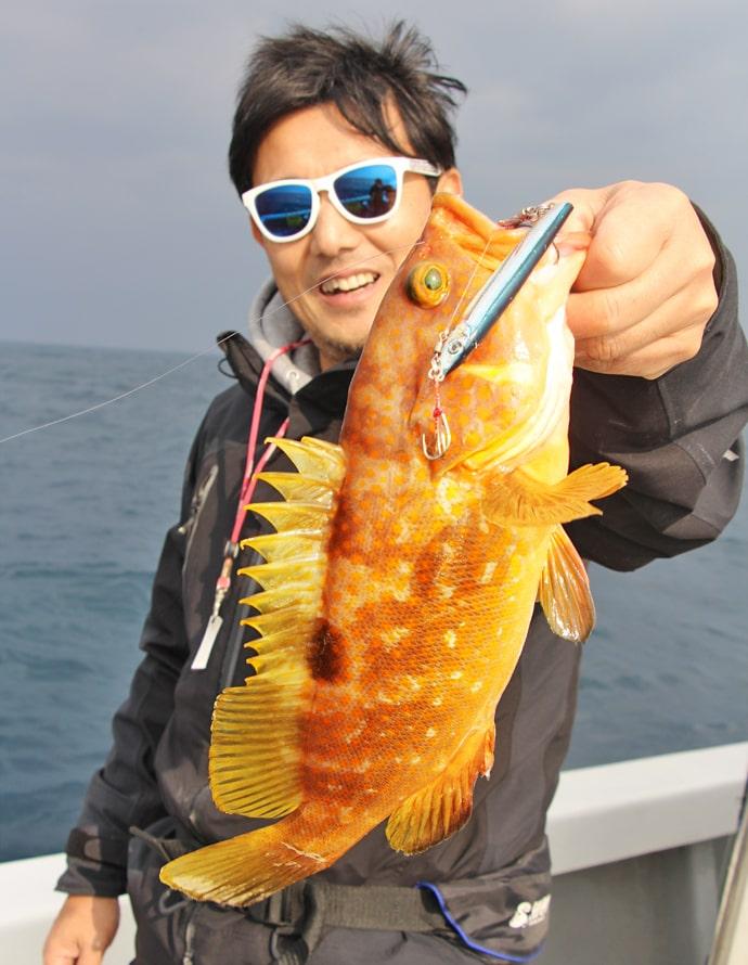 オフシャロ・ライトジギング初心者入門 シャクらなくても釣れる!