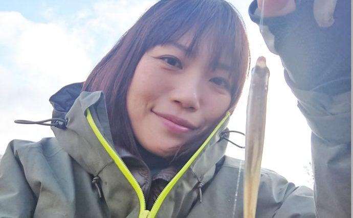 釣り未経験者でも手軽に楽しめた 桟橋ワカサギ釣り【山口県・豊田湖】