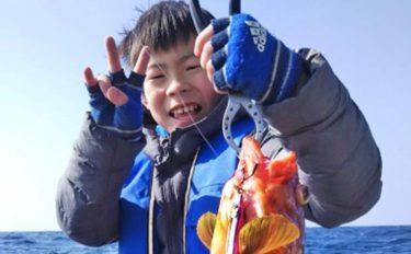 【玄界灘&響灘】沖釣り最新釣果情報 マダイ30尾に8kgヒラマサ!