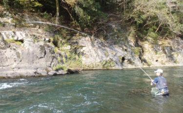 渓流エサ釣りステップアップ解説 バラシ減らす『やり取り』6ステップ