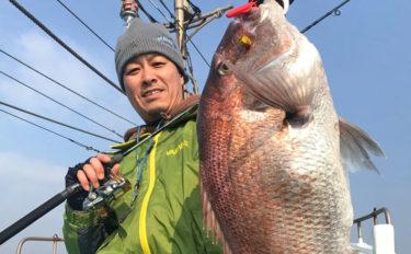 【響灘&壱岐】沖釣り最新釣果情報 落とし込みにジギングにタイラバ!