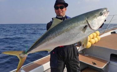 【玄界灘・芦屋沖・響灘】ジギング&タイラバ最新釣果 大型青物多数!
