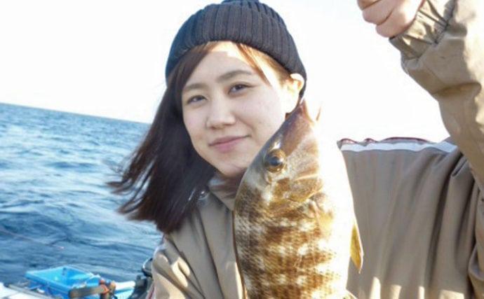 【長崎&熊本】ジギング&五目釣り最新釣果 10kg青物に根魚数釣り