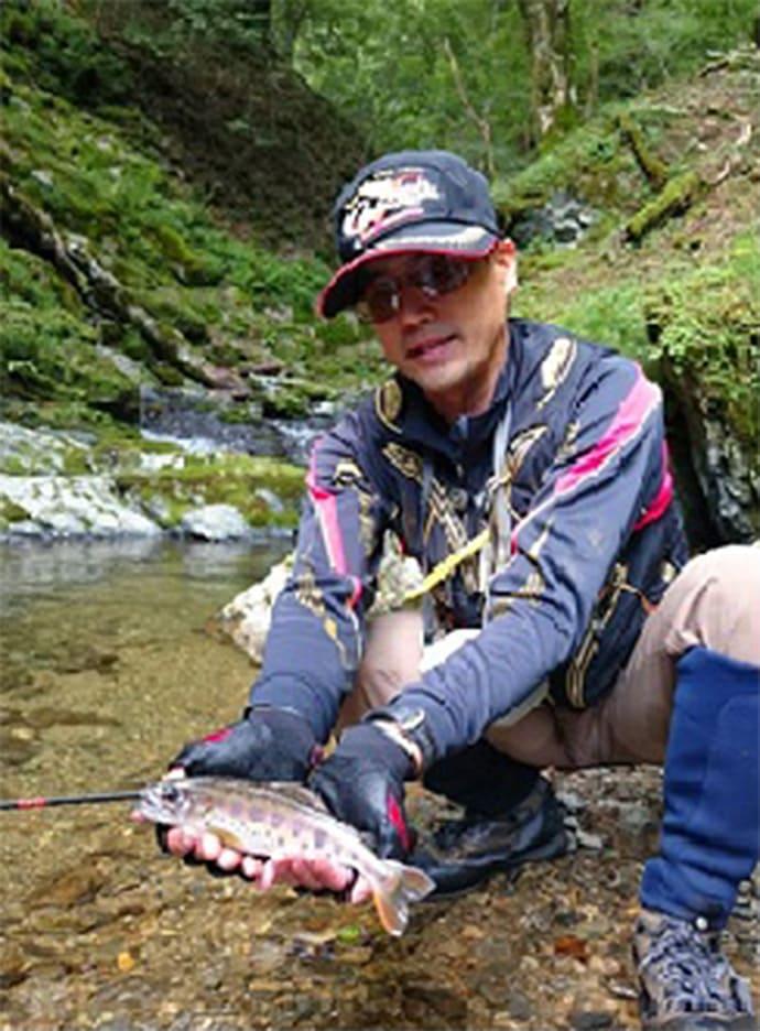 渓流釣り6つのシーズン毎攻略法 3月~9月それぞれの特徴&釣り方