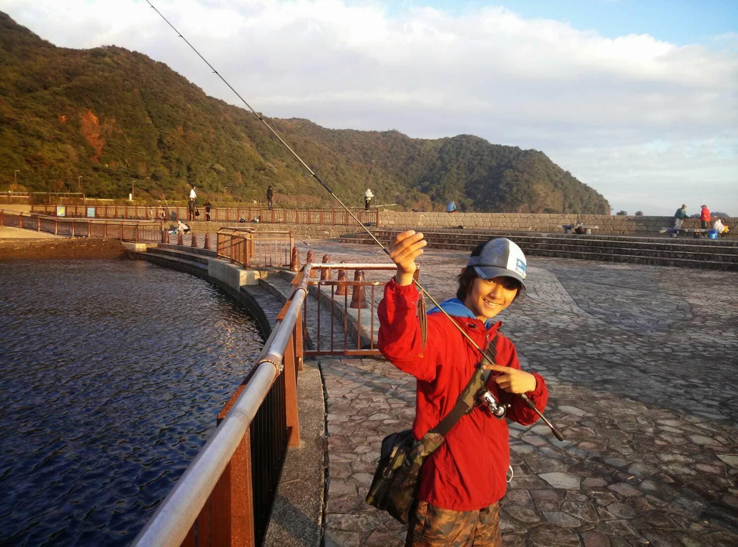 子連れ釣行のススメ GWに釣りを通して命の大切さと食育を学ぼう