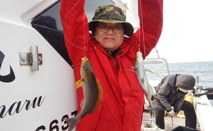 テンビンフカセで狙うイサキ釣り入門 2日間実釣レポも【九州エリア】