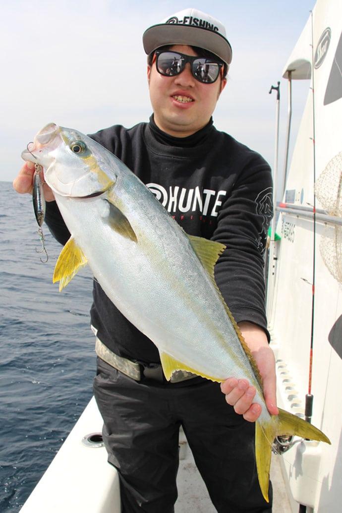 オフシャロゲーム春の釣り方解説 全員2ケタ安打の実釣レポートも