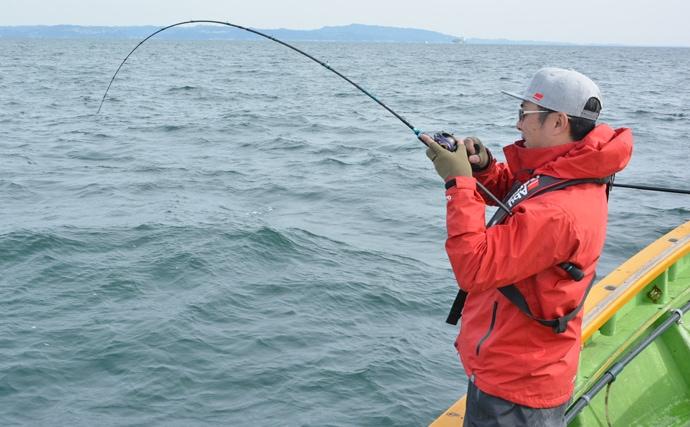 【動画あり】AbuGarcia『ソルティーステージ・コンセプトフリー』 タチウオ&サゴシ東京湾ライトジギング実釣検証