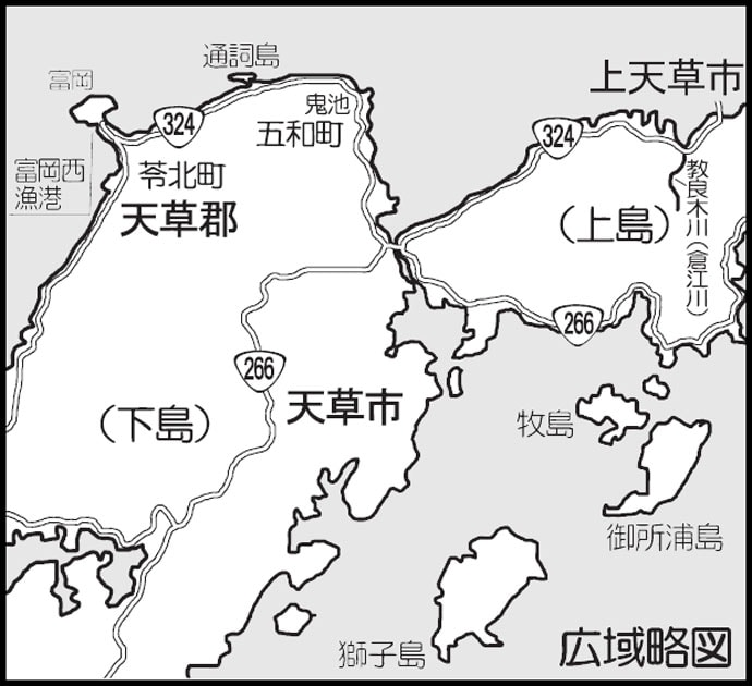 春の陸っぱりルアーフィッシング6選 ライトからトップまで!【九州】