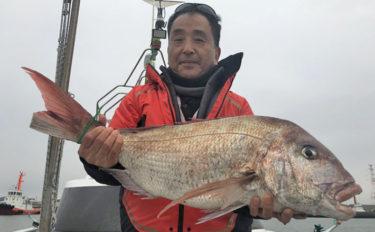 【玄界灘】エサ釣り最新釣果情報まとめ 6kg超えマダイに根魚30尾