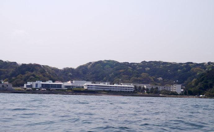 大潮の観音崎でボート釣りを楽しむ6つのポイント【なかねボート】