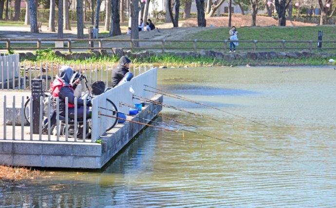 東京23区内の隠れ家的釣り場4選 GWは公園へ日帰り電車釣行が吉!