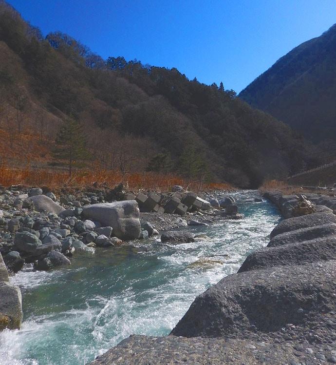 1泊2日渓流ルアートラウト釣行 イワナと戯れる【長野県・大鹿村】
