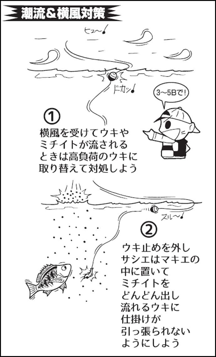 乗っ込みクロダイ狙いの波止フカセ釣りキホン解説 初心者入門好機!
