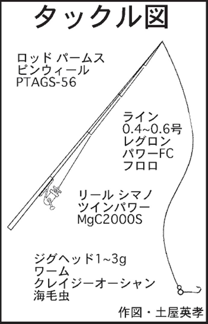 ボートライトゲームでカサゴ50尾超え オチは巨大ボラ【名古屋港】