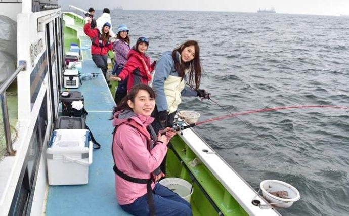 女性同士の『釣り友』を見つける3つの方法 安心感がポイント?