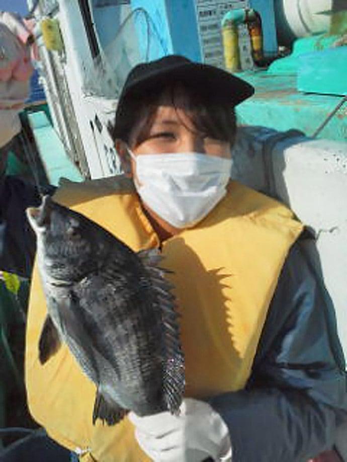 船から狙うクロダイ釣りを解説 アジと一緒に狙おう【千葉県・太海丸】