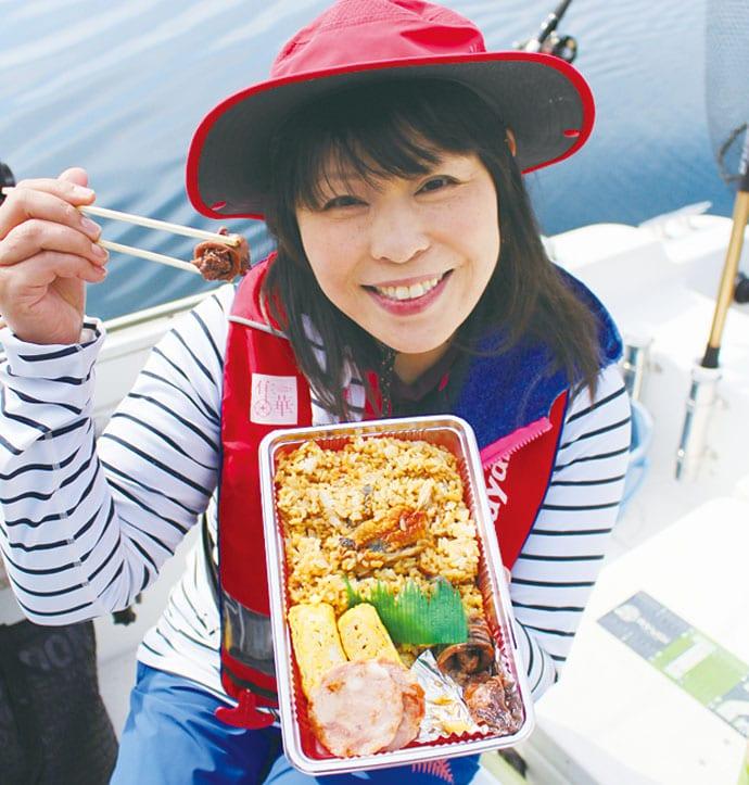 ボートトローリングで琵琶湖の女王『ビワマス』と謁見 シーズン開幕!