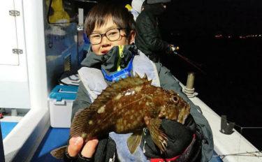 東京湾夜メバル&カサゴ釣り初心者入門 夏に向けて夕涼みにオススメ!