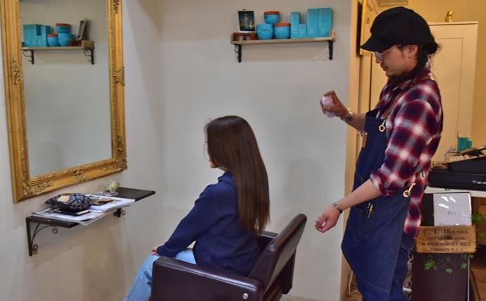 アングラー系美容師が教える髪のUVケア方法【東京都・Fe's】