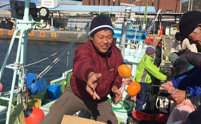 三宅島現役漁師に聞く延縄漁 全長1.6kmの仕掛けでマグロを狙う