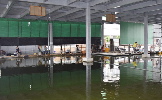 関西オススメ釣り場:へら釣り西池 全天候型でアクセスも良好【大阪府】