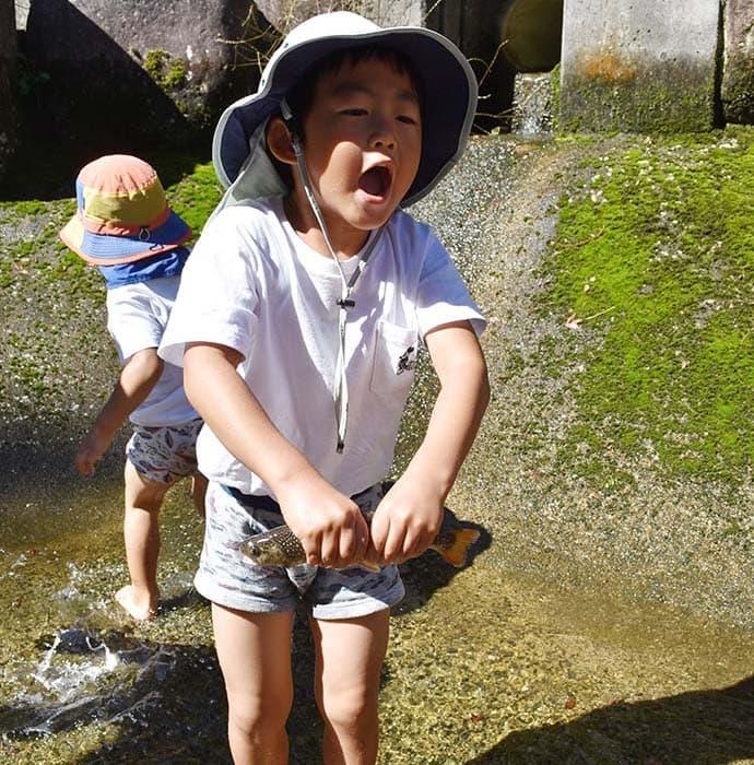 関西オススメ釣り場紹介:永源寺グリーンランド ちびっ子からベテランまで渓流釣り楽しめる【滋賀県】