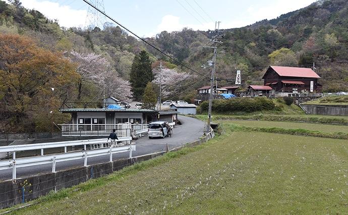 関西オススメ釣り場:フィッシングセンター竹の内 ヘラブナのサイズが自慢【大阪府】