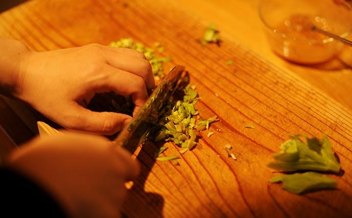 渓流釣りと一緒に山菜採りを楽しもう フキノトウ味噌のレシピ紹介