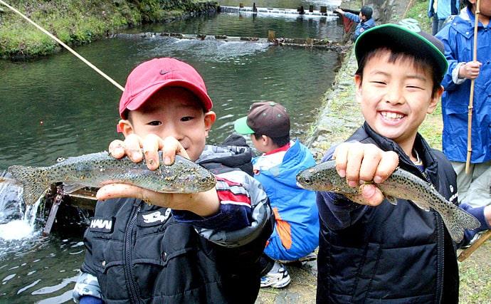 初めての管理釣り場の楽しみ方 簡単だけどやりこみ要素も【エサ釣り】