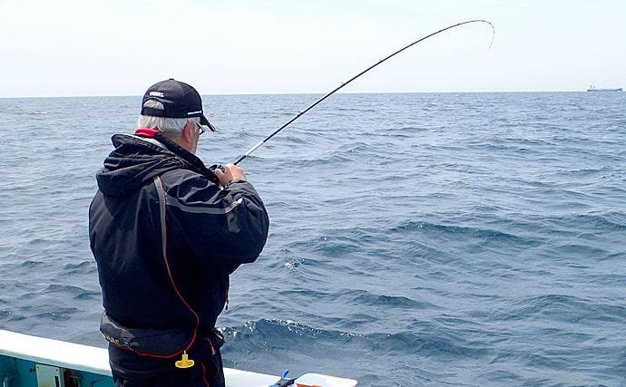 船カワハギ上昇の気配 誘い重視で良型狙え【和歌山県・日ノ岬沖】
