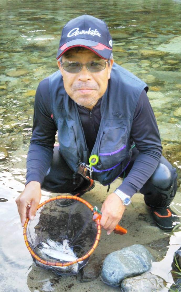 テンカラ釣り初心者入門 振り込み・アワセ・ポイント選びについて