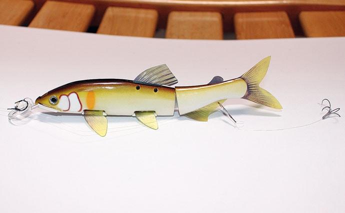 最初のオトリを捕獲するための鮎ルアーを解説 アユ友釣りシーズン直前