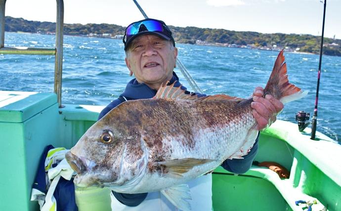 関東周辺5つのエリア別タイラバゲームの特徴 釣り方カンタン解説も