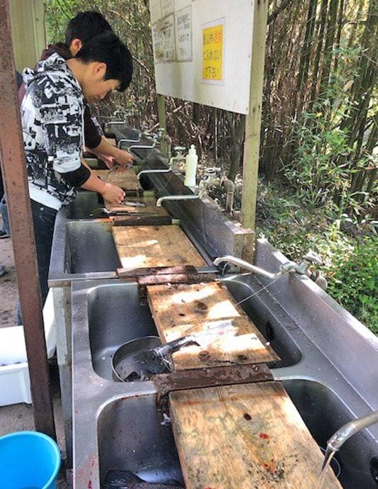 1日5,000円ポッキリで楽しむ管理釣り場 ご飯&温泉付で女性にオススメ