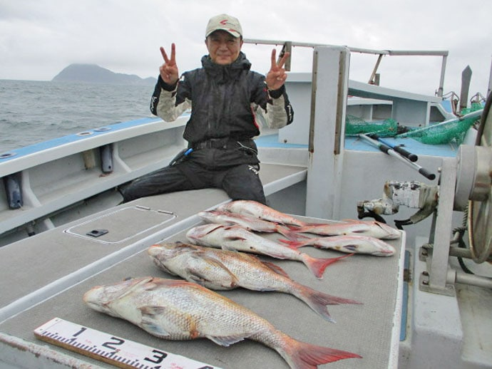 【東海】オフショアジギング&エギング最新釣果 キハダにデカアオリ!