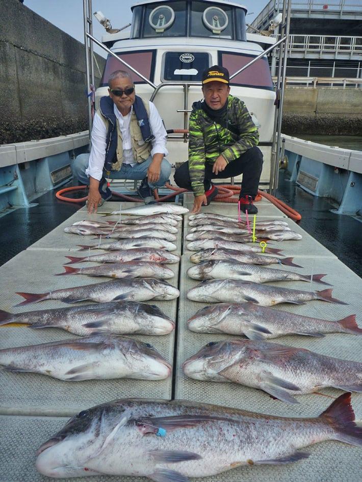 【玄海灘】ジギング&タイラバ最新釣果 16kgヒラマサに8kgマダイ