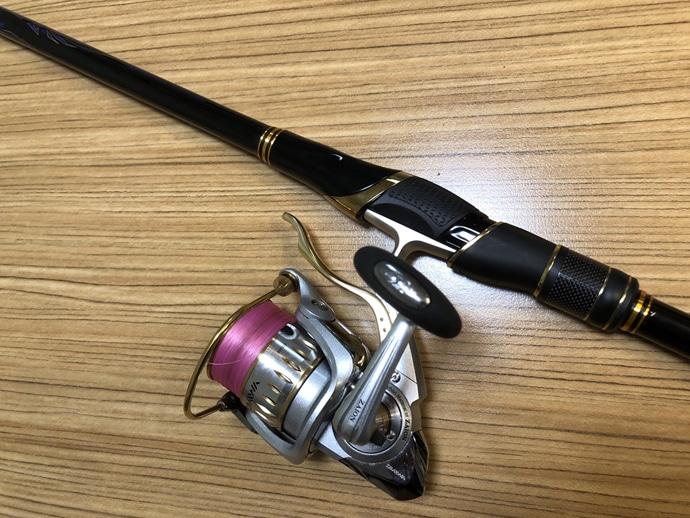 乗っ込みイシダイをフカセ釣りで狙う メジナ狙い比較でタックルを解説